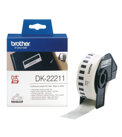 BROTHER TZE TAPE (DK22211)