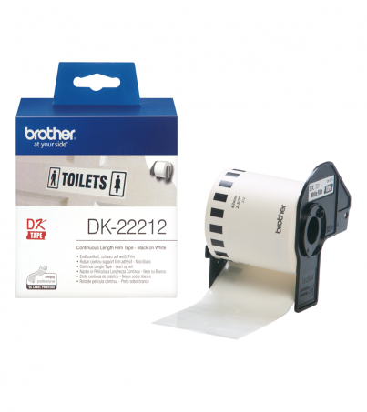 BROTHER TZE TAPE (DK22212)