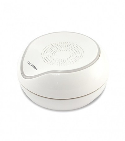 Commy Bluetooth Music BS 105 - White