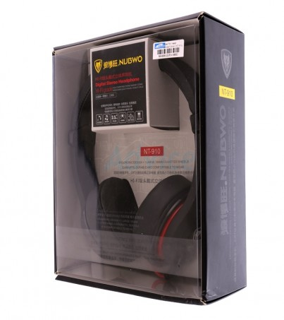 NUBWO Small Talk Headphone (NT-910) - Black