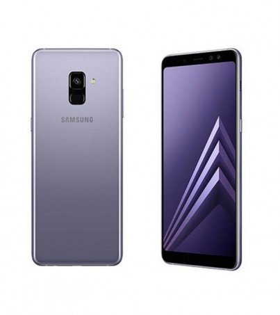 (Refurbish) Samsung Galaxy A8 Plus (A8+ 2018) - Gray