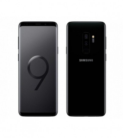 Samsung Galaxy S9 Plus (64GB) - Black ผ่อน0% 10เดือน