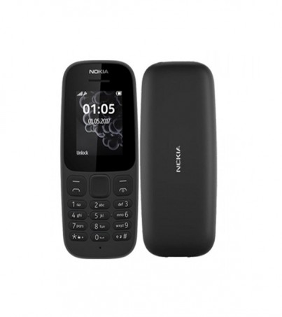 (Import) Nokia 105 - Black
