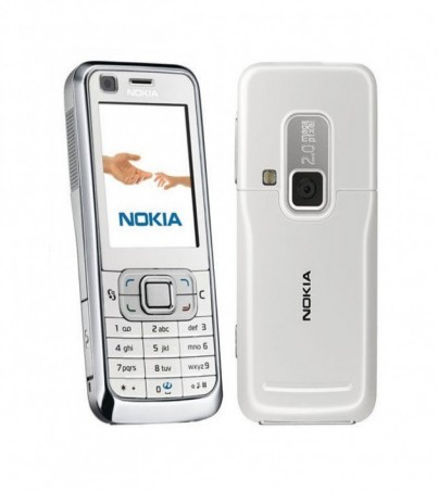 (Refurbished) Nokia 6120 - White