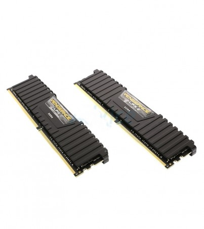 Corsair RAM DDR4(2133) 8GB. (4GBX2) Vengeance LPX - Black