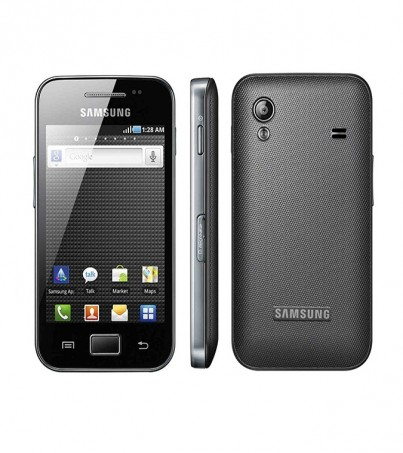 (Refurbish) Samsung Galaxy ACE - Black