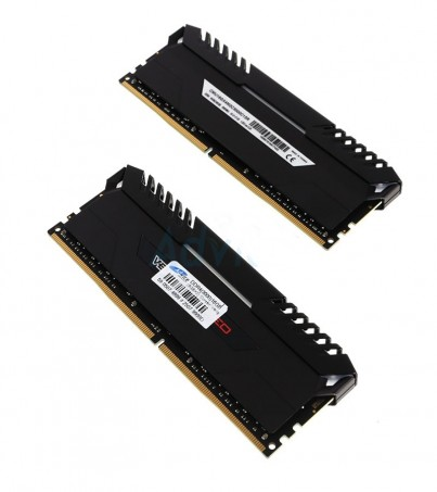 Corsair RAM DDR4(3000) 16GB (8GBX2) Vengeance LED - Red