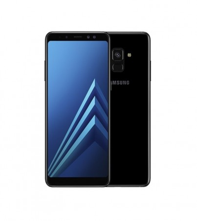 (Refurbish) Samsung Galaxy A8 2018 - Black