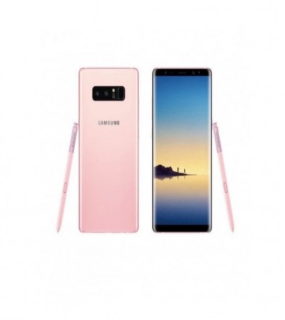 Samsung Galaxy Note8 (Snap 835) 64GB Pink ผ่อน0% 10เดือน