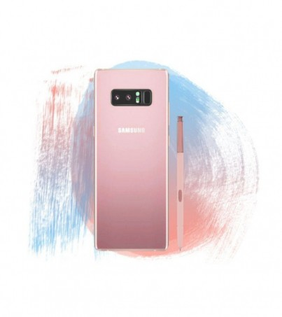 Samsung Galaxy Note8 (Snap 835) 128GB Pink ผ่อน0% 10เดือน