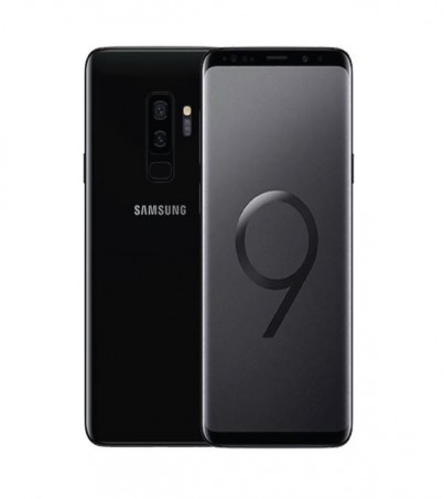 (import) Samsung Galaxy S9 Plus 64GB (Ram6) - Black