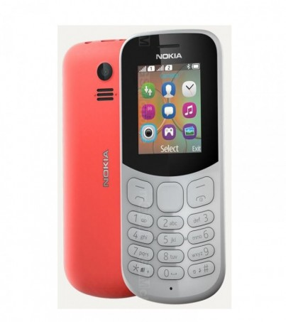 (import) Nokia 130 - White