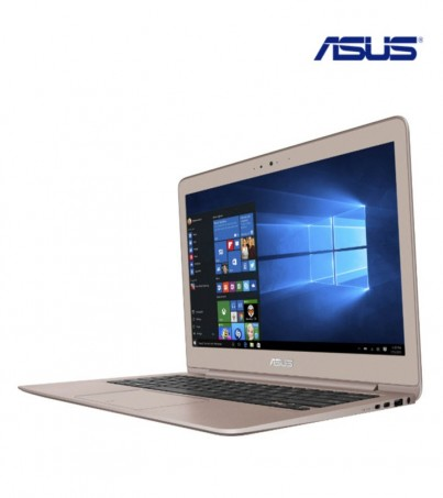 Notebook Asus Zenbook UX330UA-FB061T (Gold) Intel Core i7-6500U ผ่อน0% 10เดือน