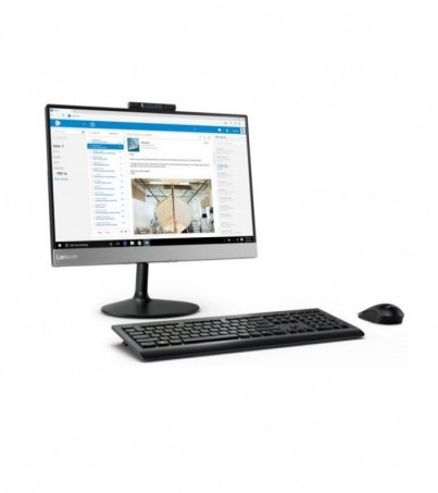 Lenovo AIO ThinkCentre V410z (10QV002GTA) Black ผ่อน0% 10เดือน
