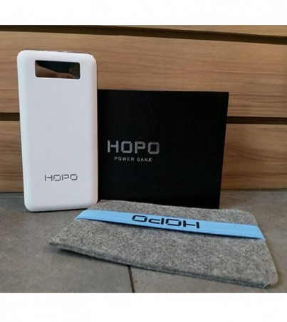 HOPO Power Bank 20000mAh (H1) - White