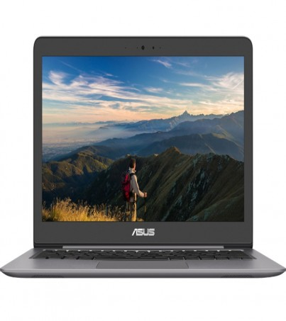 Notebook Asus Zenbook UX310UQ-GL008T (Gray) Intel Core i7-6500U ผ่อน0% 10เดือน