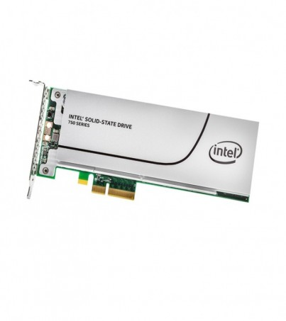 Intel 1.2TB 750 Series SSDPEDMW012T4X1 (1/2 Height PCIe 3.0, 20nm, MLC SSD) ผ่อน0% 10เดือน