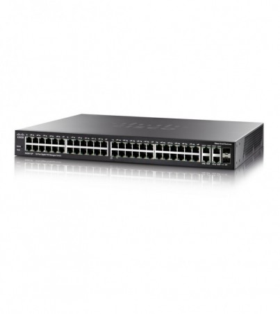 Cisco SRW2048-K9-EU SG 300-52 52-port Gigabit Managed Switch ผ่อน0% 10เดือน