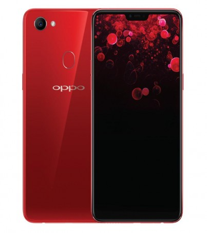 Oppo F7 (128GB) - Red