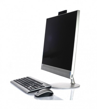 Lenovo IdeaCentre AIO 520-24IKU (F0D20017TA Silver) Touch Screen ผ่อน0% 10เดือน