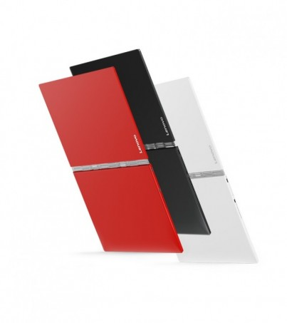 Lenovo Notebook YogaBook YB1-X91F (ZA150075TH) - Red ผ่อน0% 10เดือน