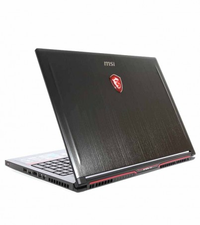 MSI Notebook GS63 7RE-049XTH (Black)
