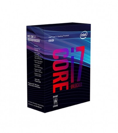 Intel Core i7-8700K 3.7 GHz 6-Core LGA 1151 Processor (BX80684I78700K)
