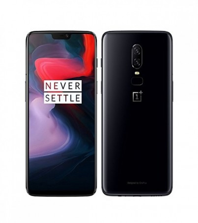 Oneplus 6 (Ram8/128GB) - Mirror Black