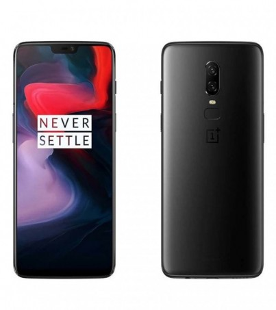Oneplus 6 (Ram8/256GB) - Midnight Black