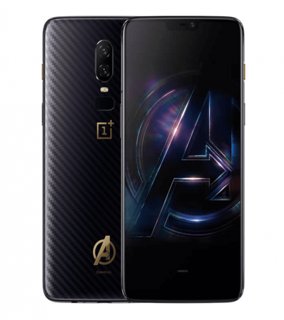 Oneplus 6 (Ram8/256GB) Avengers Limited Edition