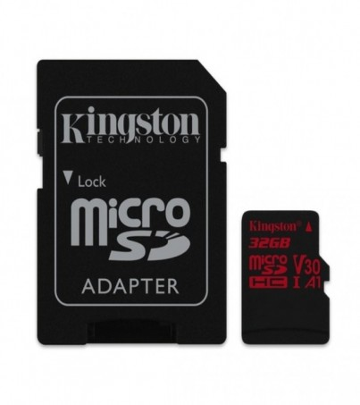 Kingston Canvas React 32GB microSDHC (SDCR/32GB)