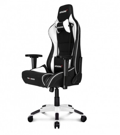 Akracing Chair E-Sport Pro X (White/Black)