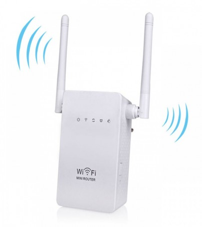 Weconnect AC750 Wi-Fi Range Extender