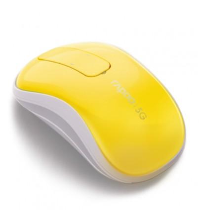 Rapoo Wireless Optical Mouse 3100P (MS3100P-BK) Black