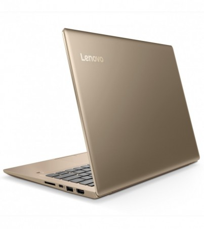 Lenovo Notebook IdeaPad720S-81BD003MTA (Gold)