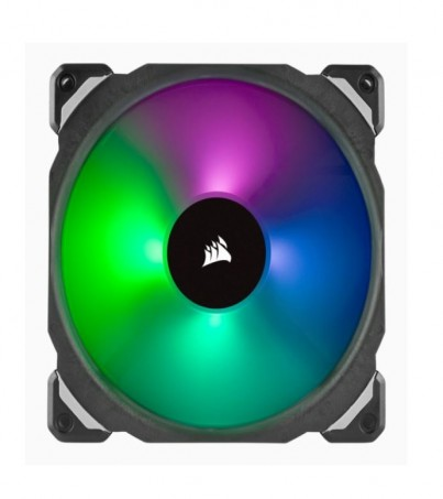 Corsair ML140 PRO RGB LED 140MM PWM Premium Magnetic Levitation Fan - Single Pack (CO-9050077-WW)