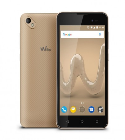 Wiko Sunny 2 Plus - Gold