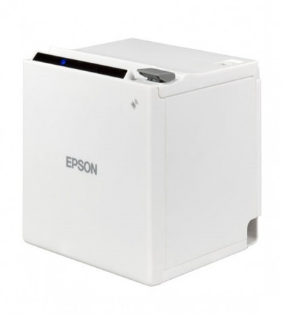 EPSON TM-M30 3INCH USB + ETHERNET PORTABLE RECEIPT PRINTER - White