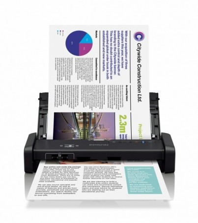 Epson WorkForce DS-310 Portable Sheet-fed Document Scanner (B11B241501)