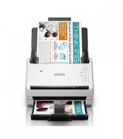 Epson WorkForce DS-570W A4 Wi-Fi Duplex Sheet-fed Document Scanner (B11B228503)
