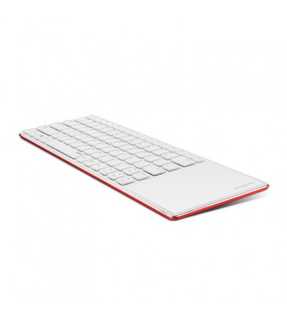 Rapoo Bluetooth Touch Keyboard E6700 (KB-E6700-RD) Red