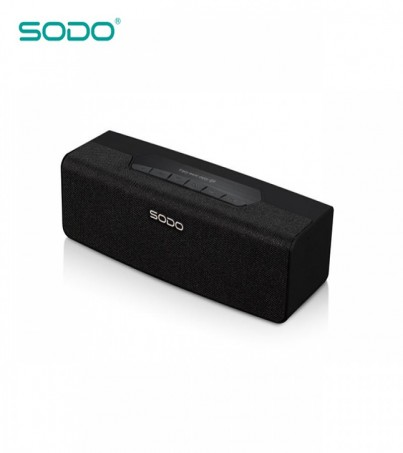 SODO L2 LIFE BLUETOOTH SPEAKER - Black