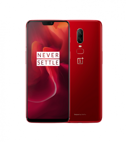Oneplus 6 (Ram8/128GB) - Red