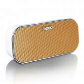 Rapoo Bluetooth Portable NFC Speaker A500 (A500GL) Gold