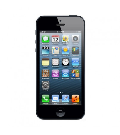 (รีเฟอร์บิช) แอปเปิ้ล ไอโฟน 5 16 GB- Black