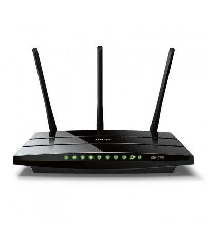 TPLINK AC1750 Wireless Dual Band Gigabit Router archer c7