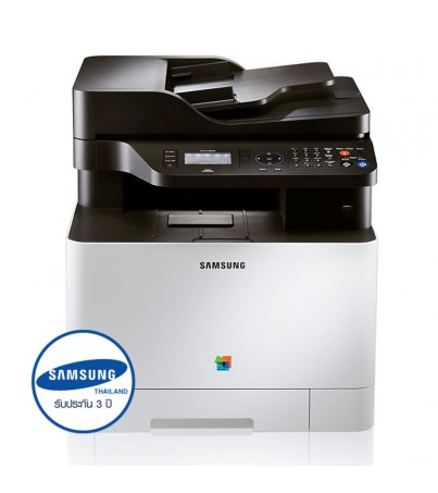 ซัมซุง Printer CLX-4195FN Color Laser Multifunction (18 / 18 ppm)