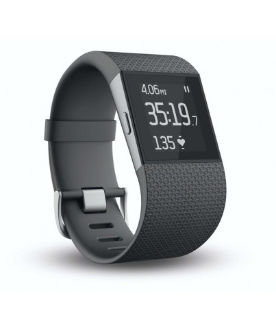 Fitbit Smart Watch Surge Large Black