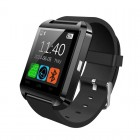 U Watch Bluetooth watch International Black