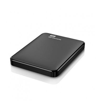 WD Element 2.5 Portable Hard Drives USB 3.0 - 1TB (Black)